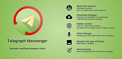 Telegram-mod-apk-telegraph_messenger