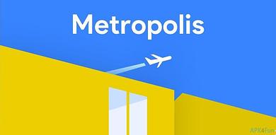 metropolis 3d live wallpaper apk